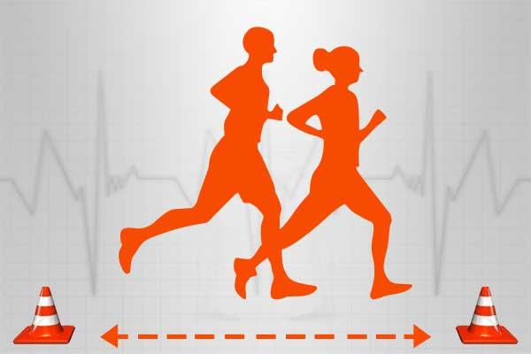 Beep Test Runners
