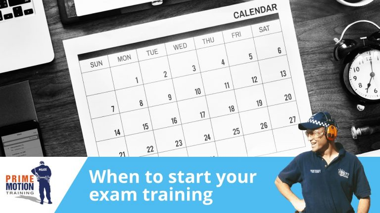 How long do you need to prepare for your entrance exam