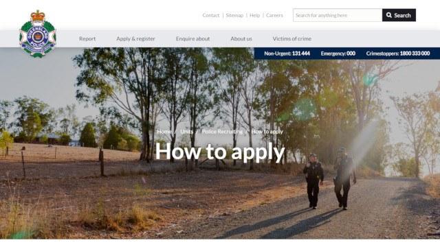 Queensland Police Service - ACER Entrance Assessment